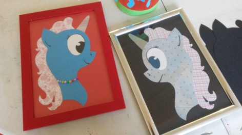 collaged-unicorns