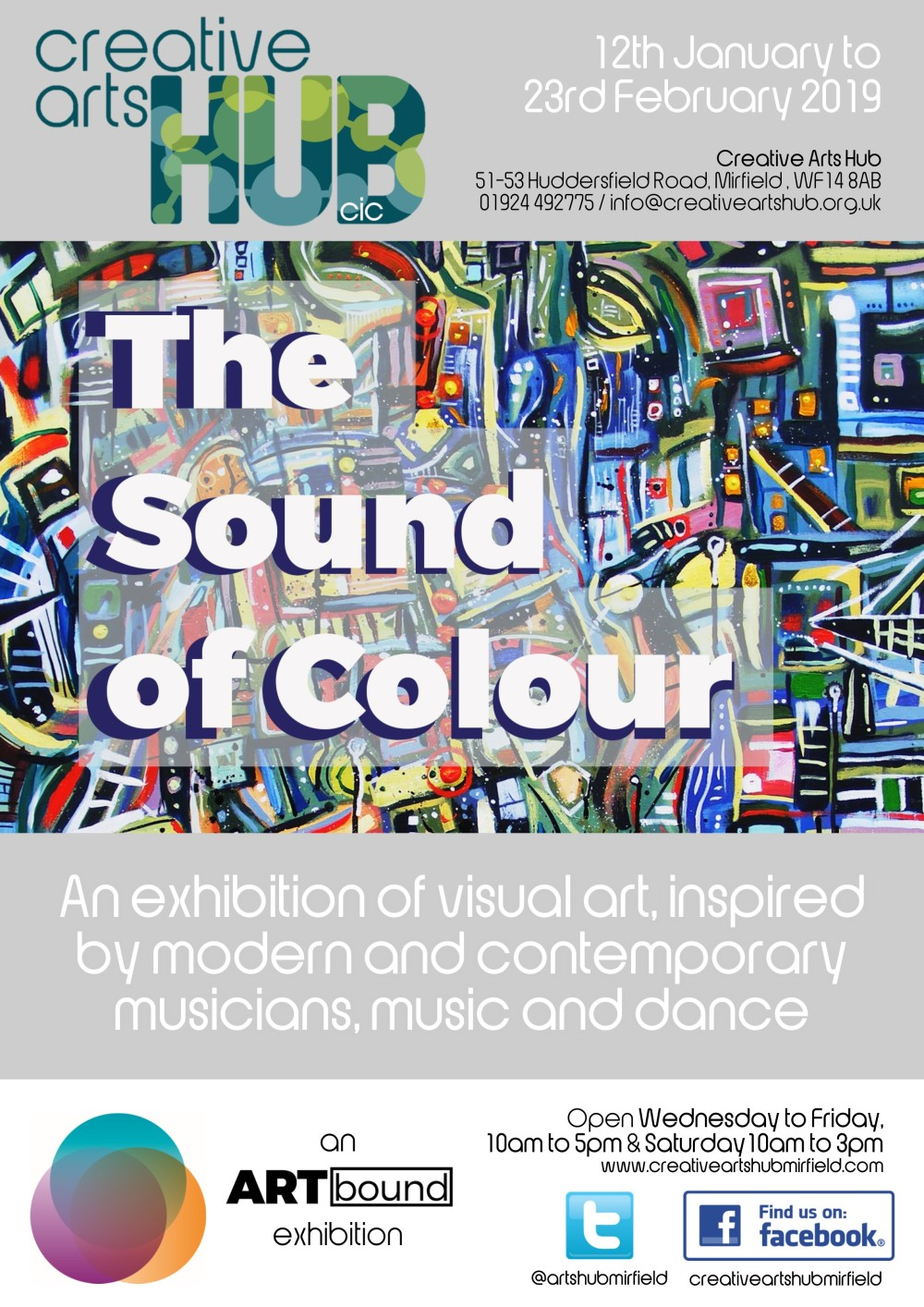 cah poster sound of colour