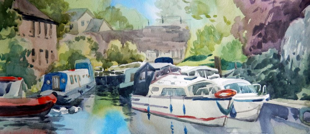 Julia boats